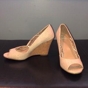 Fergalicious Shoes - Fergalicious Open Toe Wedges